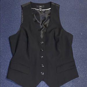 H&M DRESS VEST!